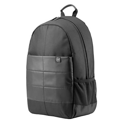 HP Classic Black Backpack with Mouse (1FK04AA)