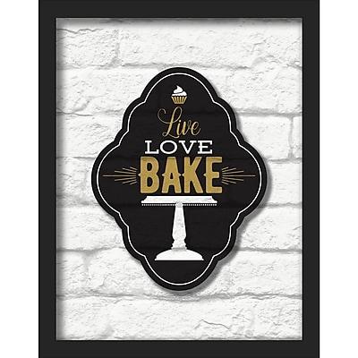Linden Avenue Wall Art LIVE LOVE BAKE 11