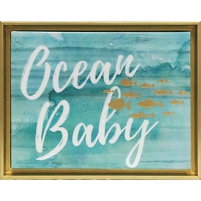 Linden Avenue Wall Art Ocean Baby 8