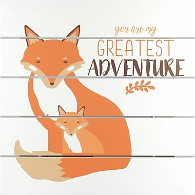 Linden Avenue Wall Art You Are My Greatest Adventure 12