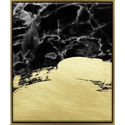 """Linden Avenue Wall Art MARBLE BRUSHSTROKES 16"""" x 20"""" (AVE10317)"""