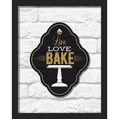 Linden Avenue Wall Art LIVE LOVE BAKE 16
