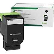 Lexmark 701 Black High Yield Toner Cartridge (70C1HK0)