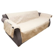 """PETMAKER Waterproof 111""""W x 76""""D Couch Protector Tan (M320124)"""
