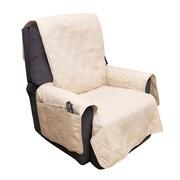 "PETMAKER Waterproof 78""W x 73""L Chair Protector Tan (M320122)"
