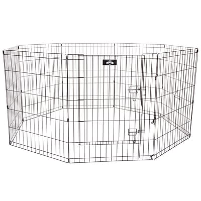PETMAKER Foldable Steel Coated Pet Playpen (M320099)