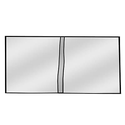 Pure Garden Mesh Garage Door Screen 7.5' x 17' (M150091)