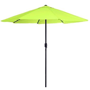 Pure Garden 9' Patio Umbrella Lime Green (M150066)