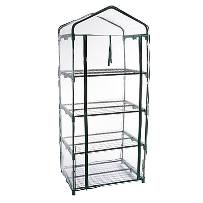 Pure Garden Mini Greenhouse 4-Tier (M150077)