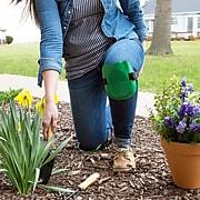 Pure Garden Gardening Knee Pads Green 2-Pack (M150024)