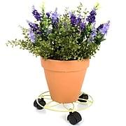 "Pure Garden 9.75"" Plant Caddy Green (M150023)"