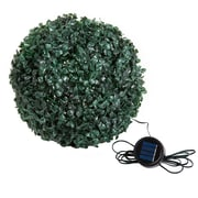 Pure Garden LED Solar Light Ball White (M150038)