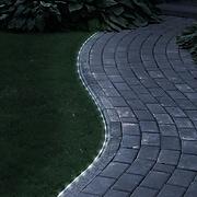 Pure Garden LED Solar Rope Light 32 Feet, White (M150041)