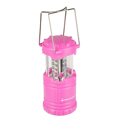 Wakeman Outdoors LED Lantern Pink (M570036)