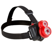 Wakeman Outdoors LED Head Lamp Red (M570040)
