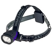 Wakeman Outdoors LED Head Lamp Blue (M570017)
