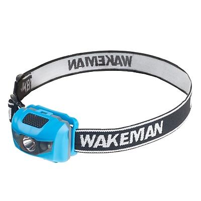 Wakeman Outdoors LED Head Lamp Blue (M570015)