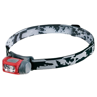 Wakeman Outdoors LED Head Lamp Red (M570019)