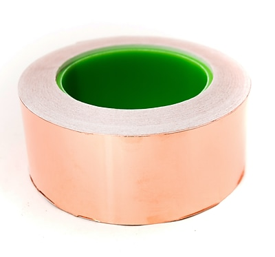 Bertech Copper Conductive Tape, 2 inches wide by 36 yards long (CFT- 2)