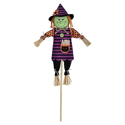 Amscan Friendly Witch Yard Sign, 24.5