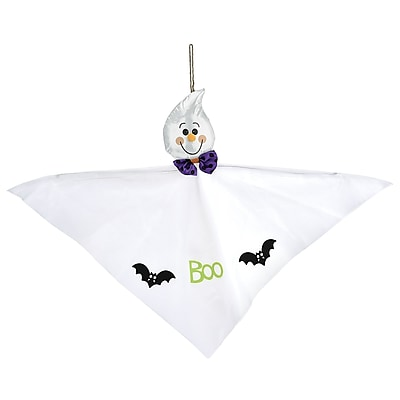 Amscan Friendly Ghost Hanging Decoration, 24.5