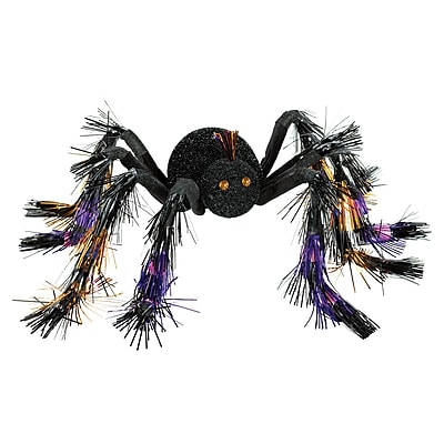 Amscan Giant Spider Poseable Decoration, 5