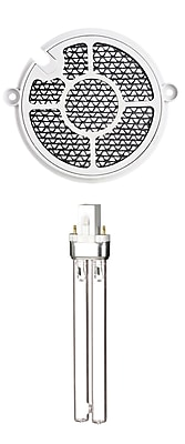 """""GermGuardian Genuine Replacement Bulb and Filter, 7.5"""""""" x 4.25"""""""" x 1"""""""" (EV9LBL)"""""" 24226570"