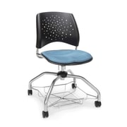 Stars Foresee Chair, Cornflower Blue (329-2206)