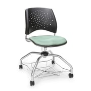 Stars Foresee Chair, Sage Green (329-2207)