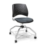 Stars Foresee Chair, Slate Gray (329-2213)