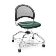 Stars Foresee Vinyl Chair, Teal (339-VAM-602)