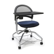 Moon Foresee Tablet Chair, Navy (339T-2203)