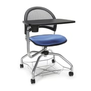 Moon Foresee Tablet Chair, Colonial Blue (339T-2204)
