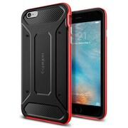 Spigen Neo Hybrid Carbon Case iPhone 6/6s Plus Dante Red (SGP11668)