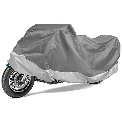 Motortrend MC-543 Polyester Motorcycle Cover L