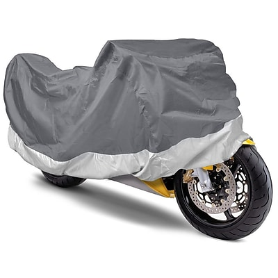 Motortrend MC-544 Polyester Motorcycle Cover XL1