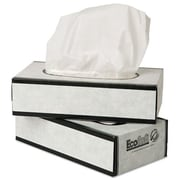 Wausau Papers EcoSoft Green Seal Facial Tissue (AZTY16390)
