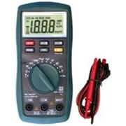 Morris Products Cat Iii Autorange Digital Multimeter With Temperature Probe (MSPR3225)