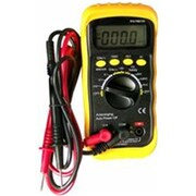 Morris Products Autoranging Digital Multimeter With Rubber Holster (MSPR3223)