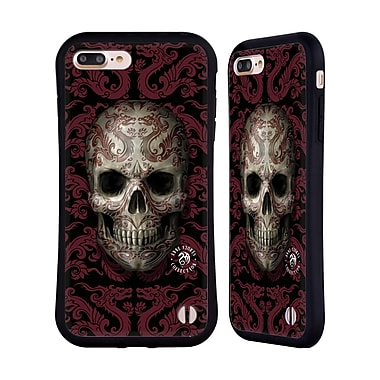 Official Anne Stokes Oriental Skull Dragon Swirl Pattern Hybrid Case For Apple Iphone 7 Plus / 8 Plus (A_1FA_18FD1)