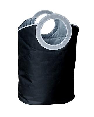 Bintopia Convertible Hamper, Black Onyx (22075)