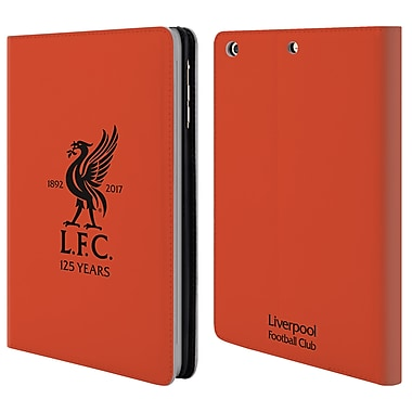 Liverpool Football Club Kit 2017/18 Liver Bird Third Shirt Leather Book Wallet Case Cover For Apple Ipad Mini 1 / 2 / 3