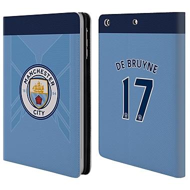 Manchester City Man City Fc Player Home Kit 2016/17 Group 1 De Bruyne Lb Apple Ipad Mini 1 / 2 / 3 (D_15_1BF35)