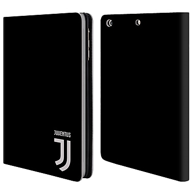 Official Juventus Football Club Lifestyle 2 Plain Leather Book Wallet Case Cover For Apple Ipad Mini 1 / 2 / 3 (D_15_1F260)