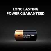 Duracell CR2 Lithium Battery, 1/Pack (DLCR2BPK)