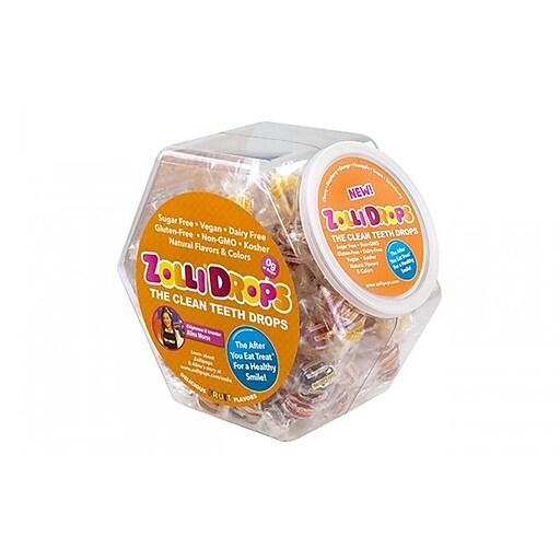 ZolliPops ZolliDrops Variety Jar, 150 Count (3599)