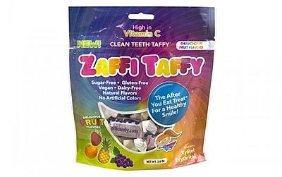 Zollipops Zaffi Taffy, 3 oz., 4 Pack (3766)