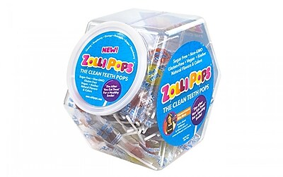 Zollipops Variety Jar, 150 Count (3391)