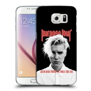 Official Justin Bieber Tour Merchandise Purpose Poster Hard Back Case For Samsung Galaxy S6 (9_AD_1CA63)
