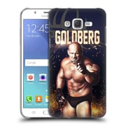 Official WWE Superstars Goldberg Hard Back Case For Samsung Galaxy J7 (9_D6_1E272)